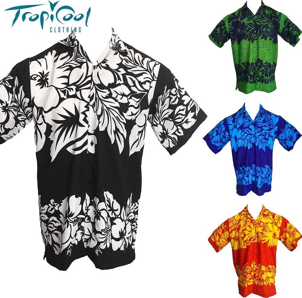 The classic mens hawaiian shirts fancy dress plus size for Hawaiian shirt fancy dress